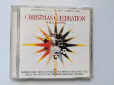 A Christmas Celebration of Seasonal Songs - cd - 1996 Crimson Productions