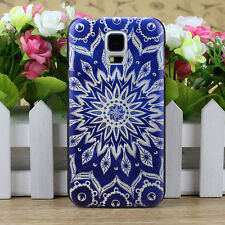 Aztec Tribal Pattern Hard Case Cover for Samsung Galaxy S5 i9600 G900 Pop