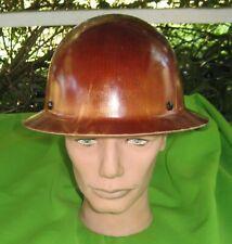 Skullgard Msa Fiberglass Helmet Construction Hard Hat Full Brim Hardhat