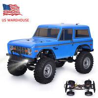 HSP 4wd 1/10 Rc Crawler Car Off Road Rock Buggy Truck Car RC-4 Cruiser 136100PRO