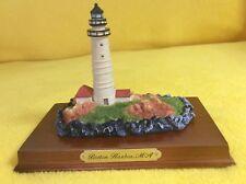 America's Lighthouses Boston Harbor, Ma