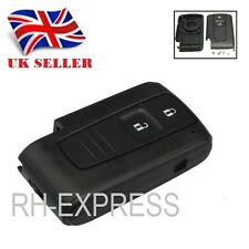 NEW 2 Button SMART REMOTE KEY CASE for TOYOTA COROLLA VERSO PRIUS (NO BLADE) A42