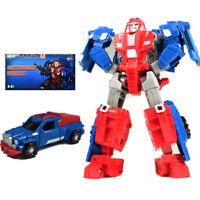 New G1 Masterpiece Autobots SXS R-01Gears Mini Figure Action Toy 14CM Robot