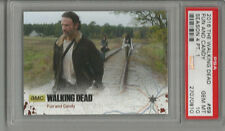 2016 The Walking Dead Fun and Candy Season 4 Pt. 1 PSA 10