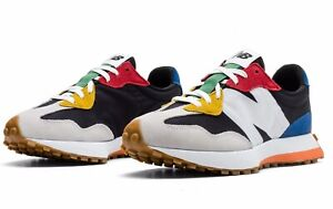 New Balance 327 # MS327PBB Black Multicolor Men