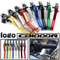 FÜR Honda CB1000R 2008-2016 Paar Kurz Einstellbar Brems Kupplung Hebel