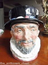 Royal Doulton Beefeater D6206 Large Character Jug c1940s [*]