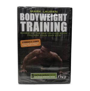 Bodyweight Training DVD By Mark Lauren - Fitness Body Weight Workout Weight Loss