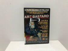 Art Bastard (Dvd, 2015) Robert Cenedella