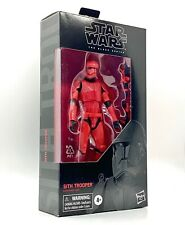 "Star Wars SITH TROOPER, Black Series 6"" Action Figure, ROS #92 - MISB New SEALED"
