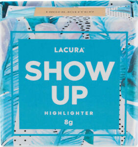 Lacura Show Up Highlighter 8g - New & Sealed free p&p fast despatch