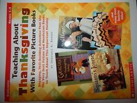 1-3 Teaching Thanksgiving History Scholastic picture books Homeschool teacher
