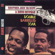 Double Barreled Soul CD Brother Jack McDuff, David Fathead Newman, Soul Jazz