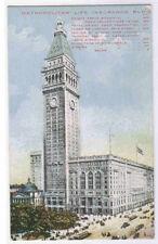 Metropolitan Life Co New York City 1910c postcard