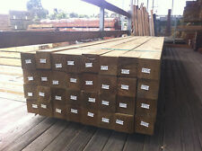 Treated Pine H4 90x90 Posts long lengths Merbau Decking Frame Bearer Joists Post