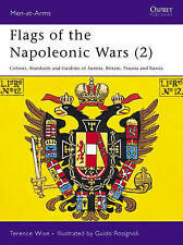 Flags of the Napoleonic Wars (2): Colours, Standards and Guidons of Austria, Bri