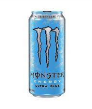 MONSTER ENERGY ULTRA BLUE DRINK
