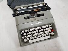 Olivetti Lettera 35i TypeWriter NOM-354-I Used Mexico Case