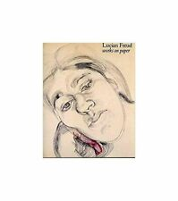 Lucian Freud: Works on paper, Freud, Lucian, Very Good Book