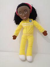 "Balamory - Large 18"" Josie Jump Soft Toy Doll (Plastic Head) - Bendy Arms/Legs"