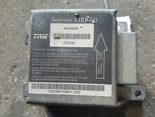 CENTRALINA AIRBAG FIAT PUNTO 1s (93-99) 90 SPORTING (46430655)