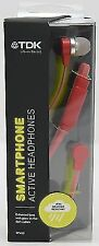 Life on Record Sp400 Glow in The Dark Headphones Red