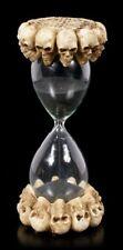 Skull Hourglass - Timeless Eternity - Gothic Fantasy Skeleton Watch