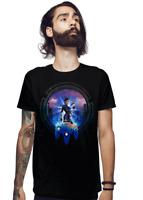 MAGA Trump Alien President They Live Horror Political Parody Black T-shirt S-6XL
