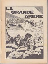 C1  Hugo PRATT - PANACHE 1965 La Grande Arene EDITION ORIGINALE Imperia
