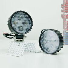 2x Hella ValueFit 12V 24V LED Arbeitsscheinwerfer rund 1200 Lumen Nahfeld