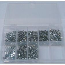 100 BULLONI esagonali DIN 933-m4x10//M 4 x 10-v2a in acciaio inox Niro-NUOVO