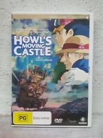Howl's Moving Castle (DVD) Studio Ghibli Collection 2 Disc Edition - MADMAN AUST