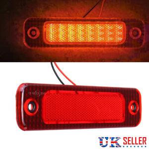 For Ford Transit MK7- LED UPGRADE Rear 06-14 Tail Brake Light Stop Lamp -5128002