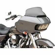 "Memphis Shades Spoiler Windshield Harley 15-17 FLTR Dark Smoke 6.5"" MEP86010"