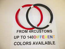 RED  + BLACK AUTOMOTIVE  WIRE 14 GAUGE GXL  10 FEET EACH  SHIPS FREE