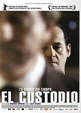 EL CUSTODIO (Le garde du corps) // DVD neuf