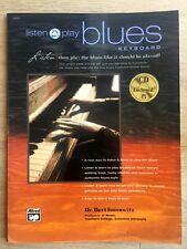 Noten - Listen & Play Blues - Keyboard