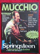 Rivista MUCCHIO SELVAGGIO 248/1997 Springsteen De La Soul Garland Jeffrey *No cd