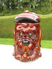 Earthenware Price & Kensington Pottery Jars