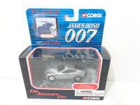 CORGI TY95201 JAMES BOND 007 PLUS 2 - ASTON MARTIN V12 VANQUISH  - NEW IN BOX