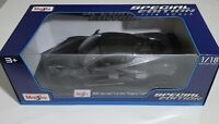2020 CHEVROLET CORVETTE STINGRAY C8 GRAY 1/18 DIECAST MODEL CAR BY MAISTO 31447