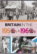 DOCUMENTARY Britain In The 1950s & 1960s 2 x DVDs