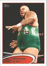 2012 Topps WWE #13 Brodus Clay