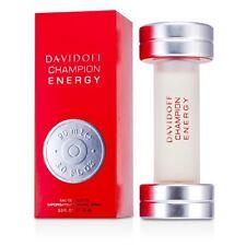 Davidoff Champion Energy EDT Eau De Toilette Spray 90ml Mens Cologne