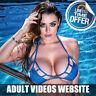 RARE Fully Functional Adult Videos Website Business 4 sale - Hundreds of Models!