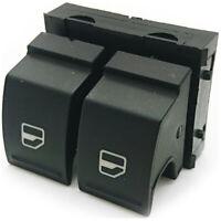 Doppio Finestrino Elettrico Pulsante Interruttore Anteriore Per VW Caddy Mk3 1.9