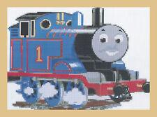 Thomas The Tank Engine Counted Cross Stitch Kit