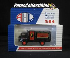AHL AMERICAN HIGHWAY LEGENDS LO4023 HARTZ MOUNTAIN PRODUCTS GMC T-70 TRUCK 1:64