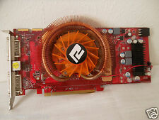 PowerColor Radeon HD AX3870 512MD3-P PCIe 2.0 x16 Graphics Video Card 512MB DVI