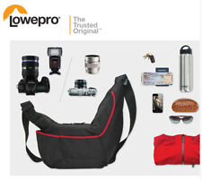 Lowepro Passport Sling II Camera Case,Shoulder Bag Expandable DSLR Camera Case
